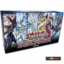 YuGiOh Duel Power Box: 6 Booster Packs - All Ultra Rare Cards Brand New & Sealed