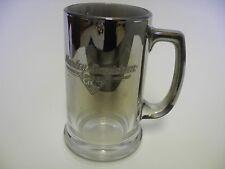 Harley Davidson Las Vegas Cafe Mug Beer Stein Metallic Fade Glass 12 oz