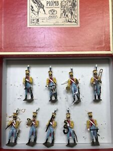 CBG Mignot: Boxed Set - Dutch Grenadier Band, c1810.  Post War