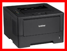 Brother HL-5450DN Printer -- NEW ! -- w/ NEW Toner & NEW Drum !!!