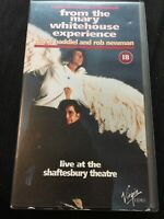 From the Mary Whitehouse Experience Live at the Shaftesbury Theatre VHS - 1991