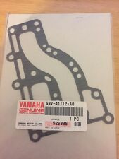 Exhaust Cover Gasket for 9.9HP 15HP 9.9F 15F Yamaha Outboard 63V-41112-A0