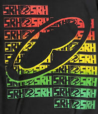 Vintage SRH Spade Logo T-Shirt Skate Surf Rock Rap T Rasta Hip Hop Rare Men's M