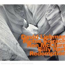 Dave Liebman - Redemption [CD]