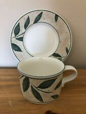 Mikasa Natures Song 8 piece Cup and Saucer set  FREE SHIPPING in US