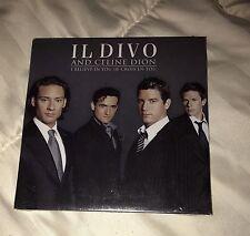 Celine Dion IL DIVO I Believe In You Je Crois En Toi SINGLE TRACK CD Rare SEALED