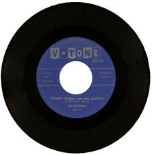 """GIL HAYDEN  """"THINK (BEFORE YOU SAY GOODBYE) c/w SO LEFT ALONE"""" DEEP SOUL LISTEN!"""