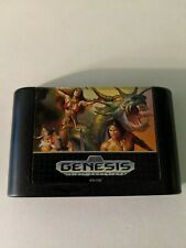 Golden Axe II (Sega Genesis, 1991) Authentic - Cart Only -Tested - Free Shipping