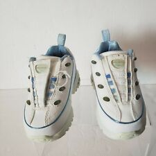 Sketchers Light Up Sneakers Toddlers Size 5 Unisex White Shoes Boys or Girls