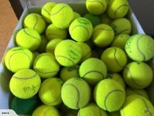 30 used Tennis Balls Wilson Penn Practice,dog toys chair legs