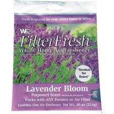 Web Lavender Air Filter Pad
