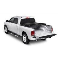 "Tonno Pro HF-250 Tonneau Hard Fold Bed Cover For 02-18 Dodge Ram 6'4"" Bed"