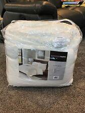 Madison Park Arya Medallion Ultra Plush King Comforter & Shams Set - Ivory