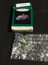 1996 Collectible Ornament Hallmark Keepsake Ornament 4Th In On The Road Series