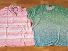 Isle Ladies Tshirt Bundle Size 22/24