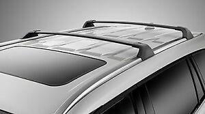 Genuine Toyota New 2020 Highlander Limited & XLE Roof Rack Crossbars (with roof