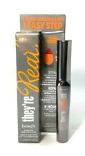 Benefit Double The Lip They're Real Lipstick ~ Criminally Coral ~ .05 oz BNIB