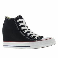 Patternless Standard Width (D) Converse Trainers for Women