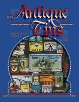 Antique Tins: Identification and Values by Dodge, Fred Paperback Book The Fast