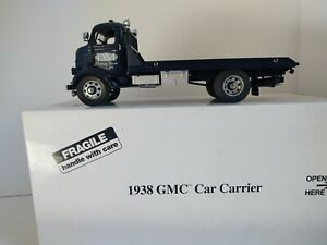 Danbury Mint 1938 GMC Car Carrier Rollback AS-IS