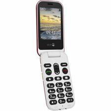 Cellulare senior doro 6060 Rosso