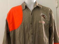Winchester Sportsman Outdoors Hunting Shirt, neon bright medium