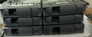 """NetApp Hot Swap Hard Drive Caddy  ONLY SAS/SATA 3.5"""" for DS4243 DS4246 Lot of 6"""