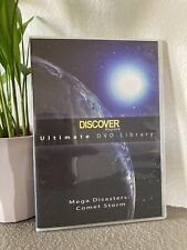 Discover Magazine Ultimate DVD Library Mega Disasters: Comet Storm