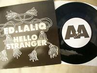 ED LALIQ HELLO STRANGER / MAYBE  high society records  new! single