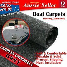 Durable Anti-skid Felt Marine Boat Carpet Flooring 2Mx3.5M Stain Moisture Proof