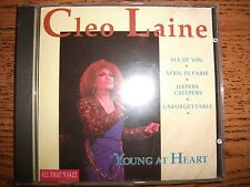Cleo Laine-Young At Heart-1991 Disky-Holland!