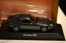 Maxichamps Porsche 928 1991 Gris Minichamps Escala 1:43 en