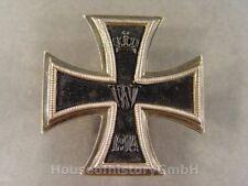 106792, croce di ferro 1. classe, EK 1. classe 1914, a ago, Argento, nucleo di ferro
