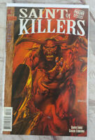 Saint of Killers Preacher Ed. DC Vertigo #3 Ennis (VF/NM) Bagged Boarded