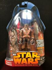 "Hasbro Star Wars Revenge of the Sith 3.75"" - Wookie Warrior New Figure #43"