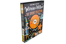 Winnie and Wilbur: The Spooky Collection CD and 6 Book Collection