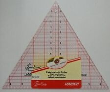 Sew Easy NL4174 Ruler Triangle 60 Degrees 8in