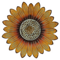 Hanging Metal Sunflower Wall Decor. Look Beautiful any Place you Display