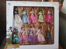 Disney Store Disney Princess Hanging Ornaments Set of 10