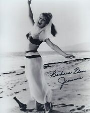 BARBARA EDEN SIGNED AUTOGRAPHED I DREAM OF JEANNIE  BW PHOTO