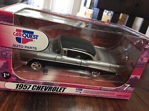 Carquest 1st Gear 1957 Chevrolet Belair 2 Door Hardtop 1/25 Preowned
