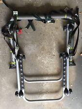 Unitec 75333 Heckfahrradträger Professional für 2 Fahrräder