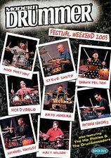 MODERN DRUMMER FESTIVAL 2003 - 2 DVD SET - DRUM DRUMS