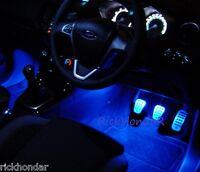 Ford Fiesta Zetec S Titanium MK7 2008 Onwards Ambient LED Footwell Light Kit