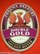 BEER PUMP CLIP - PHOENIX DOUBLE GOLD
