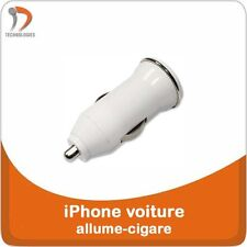 iPhone 4 4S Chargeur Oplader USB Voiture allume-cigare Car Charger