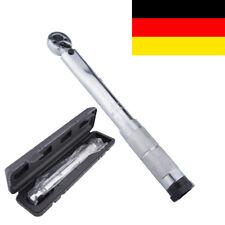 """1/4"""" 6mm Drehmomentschlüssel 5-25Nm Ratsche Automatisch Drehmoment Schlüssel Hot"""