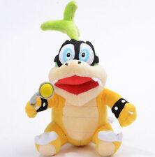 Sanei Super Mario Iggy Hop Koopa Plush Toy Series Plush Doll 8""