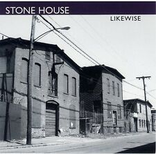 Stone House - Likewise [New CD]
