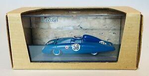 Bizarre by Fernando Pinto 1954 BZ63 Panhard #58 Le Mans Resin Model 1/43